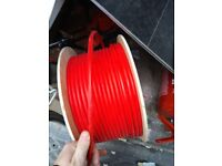 4 core electrical cable 100 metre (red)