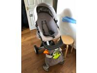 Stokke V3 Xplory push chair