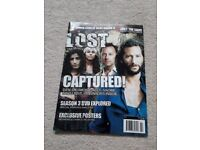 LOST TV Series Official Magazine Issue 14