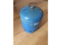 3 camping gas cylinders , part filled. £10 each.