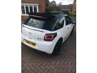 DS3 Performance Convertible 1.6 210bhp Turbo
