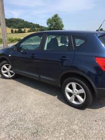 Nissan Qashqai- 2010 priced to sale