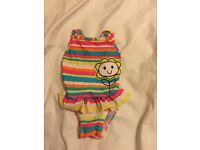 Girl's Swimming Costume Size 9-12 Months