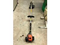 Petrol Grass Strimmer - Hitachi CG22EAB (LP)