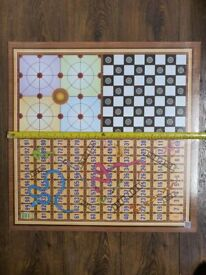 Traditional Large ludo family size 24inch Approx