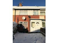 2 bed house To let Tyseley