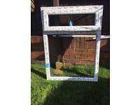 Double glaze frame