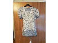 Ladies Oasis top – Size 8 – Never worn – Excellent condition - £10