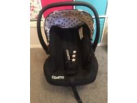 Cosatto Baby Carrier Car Seat
