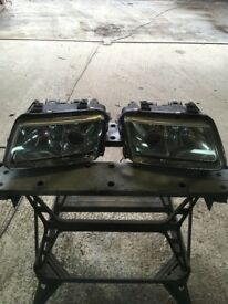 Audi A3 S3 Headlights