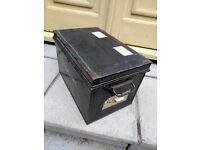 REDUCED METAL trunk