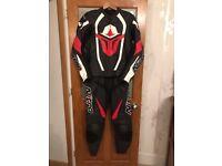 Motorcycle leathers - Nitro Male 2 piece