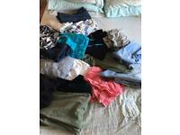 Small bundle of ladies clothes size 12