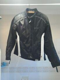 Reduced by half price Weise motorbike jacket.
