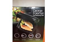 George foreman 2 portion grill