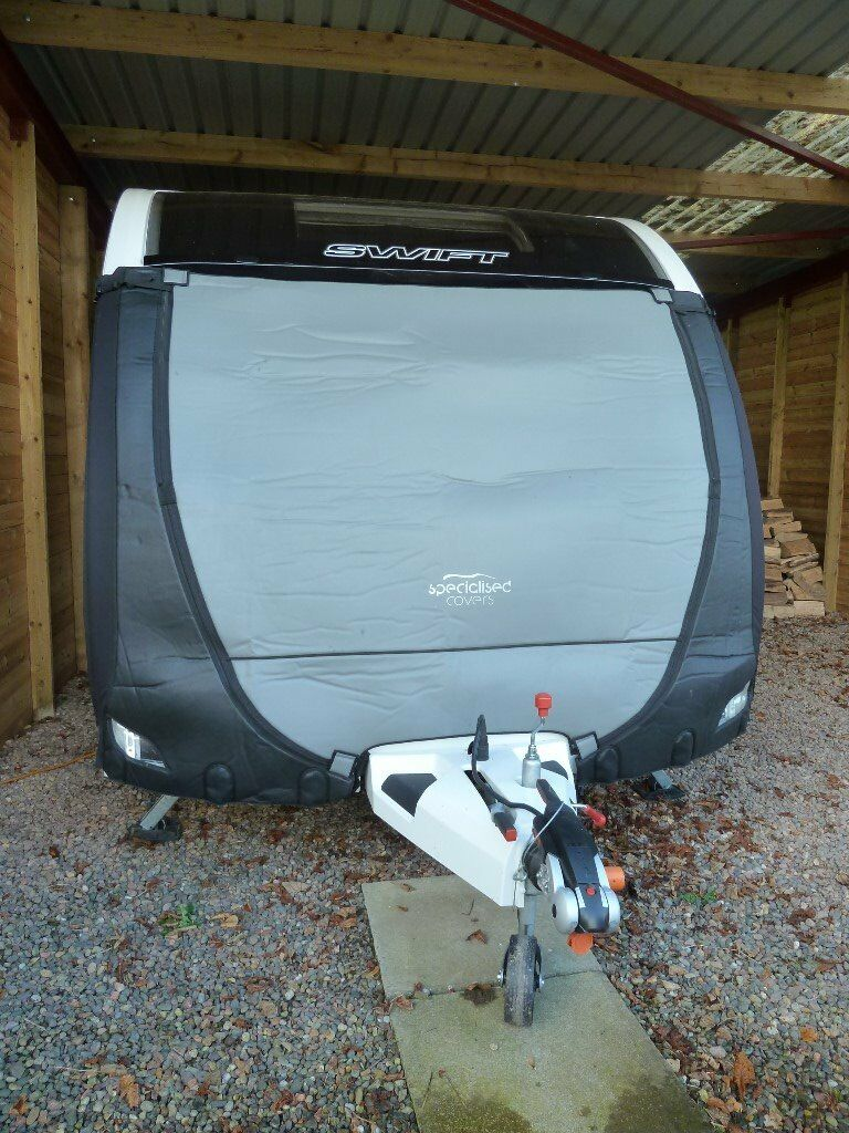 Touring Caravan Towing Cover, Tow Pro Elite by Specialised Covers