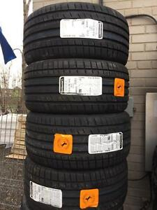 285/35r19; 275/35zr19; 265/35r19; 245/40zr19; 225/40r19 continental Extreme contact DW SUMMER PERFORMANCE staggered