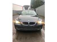 BMW 5 Series 520d E60 LCI, N47D20A Engine, GA8HP19Z Gearbox, 3.23 Rear Diff- BREAKING FOR PARTS