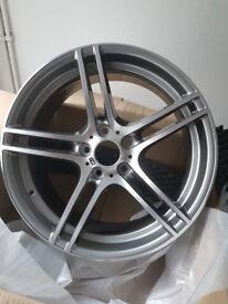 Genuine BMW 313 19x8J wheels