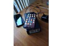 S8 galaxy smartphone, ex condition, unlocked