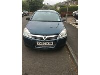 2007 Astra 1.6 (115ps) Club (12 Month mot)
