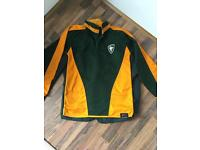 Rugby Jersey with Brunts School Logo