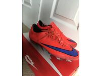 Top of the range NIKE MERCURIAL VAPOURS SIZE 7.5