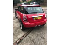 Mini one 2010 in perfect condition, drives lovely, low milage, 1 year mot, bargain