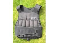 Jordan weighted vest