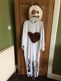 Adult men's fancy dress / dressing up outfit size med/large