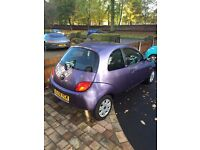 Ford KA Style 1.3, excellent condition, full service history, low mileage, one lady owner from new