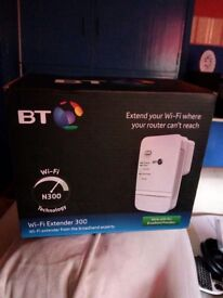 BT Wireless Wifi Booster