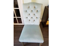 Two Stylish Chairs For Sale