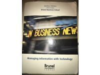 Managing Information with Technology