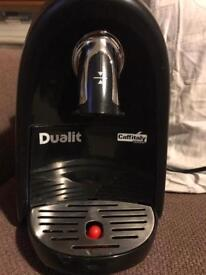 Dualit Piccolina Coffee Pod Capsule Machine