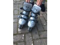 Size 5 in line roller blades