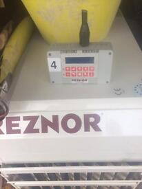 Reznor gas fired heater 64 kw
