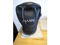 Maxfli Leather golf ball carry bag