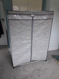 Fabric Wardrobe 160cmx50cmx115cm