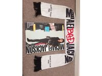 Large Collection Of Micheal Jackson Books/Memorabilia Collectible!!(More Photo's On Request)!
