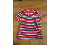 Boys Abercrombie & Fitch polo shirt