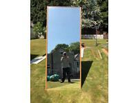 Sliderobe mirror doors