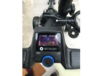 Motocaddy Electric Trolley s3 pro 36 HOLE LITHIUM BATTERY