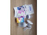 Avent Philips manual brest pomp +gift.