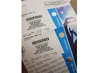 2 Tickets Tom Walker - Glasgow
