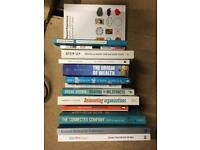 Various books, £1 each