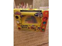 Play-doh activity world XL SET BRAND NEW