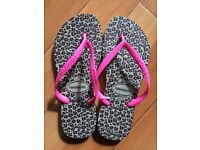 HAVAIANAS, original, new and unused, female size 5/5,5