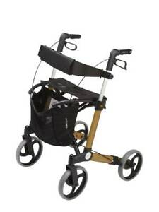Max Mobility Alpha 429 Walker, Satin/Gold Holder Weston Creek Preview