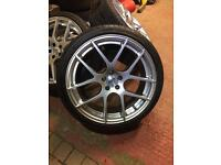 "19"" AVA MEMPHIS Alloys and Tyres for SALE."